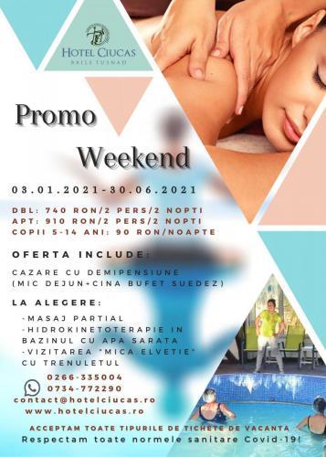 Promo Weekend 2021