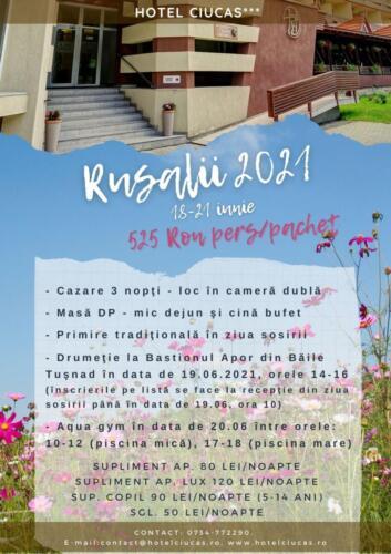 RUSALII 2021